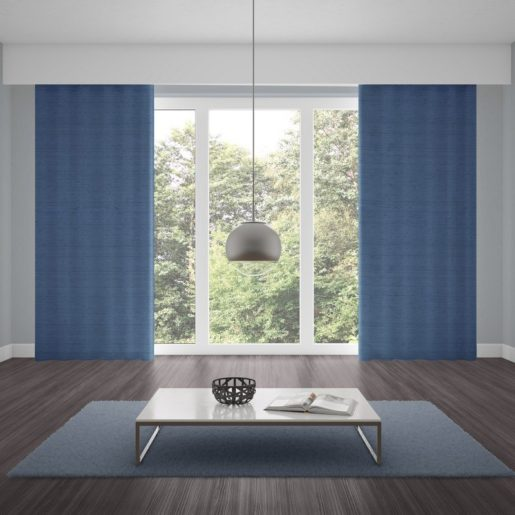 blackout curtains luxe sapphire