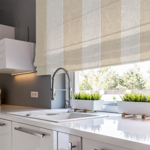 rods and blinds zanella sandshell