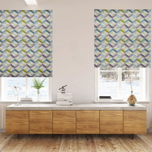 rods and blinds flagstone bluebell