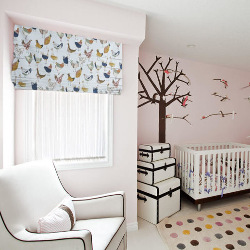 roman blinds coup colonial