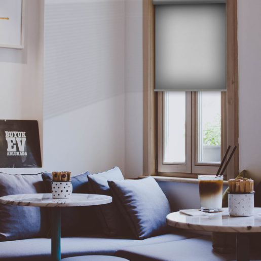 lounge roller blinds scribe pure