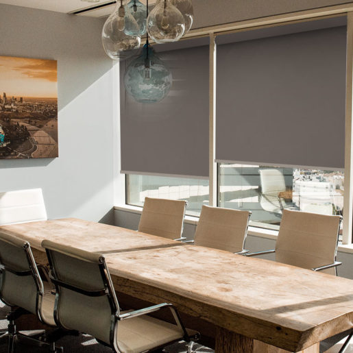 office roller blind scribe chateau