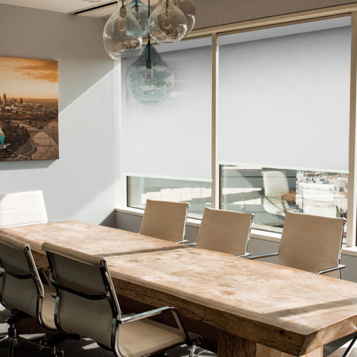 office roller blinds scribe ice