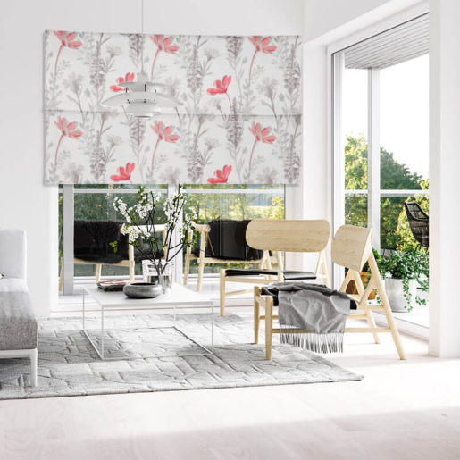ready made blinds bloom cherry